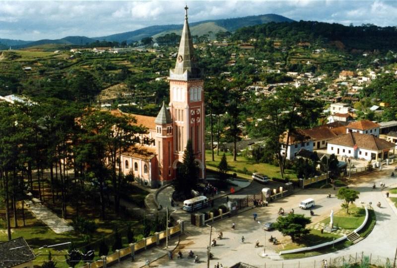 Nhà thờ Lâm Đồng