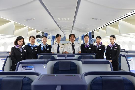 Đại lý vé máy bay All Nippon Airlines