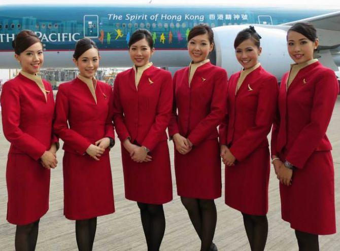 Đại lý vé máy bay Cathay Pacific