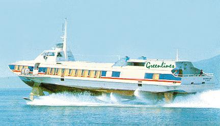 Tàu cao tốc Greenlines