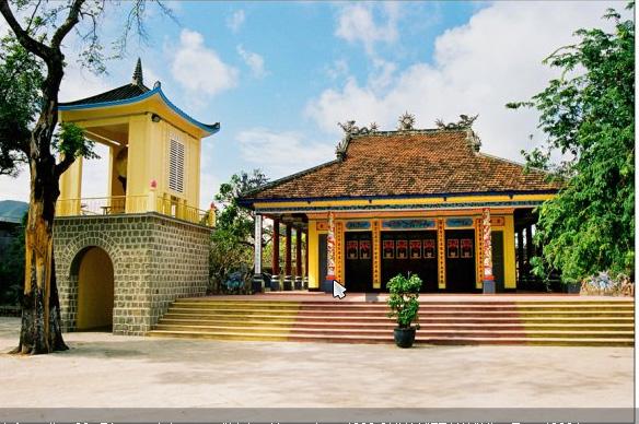 Đại lý bán vé máy bay Qui Nhơn Sài Gòn của Jetstar khứ hồi - Chùa Long Khánh