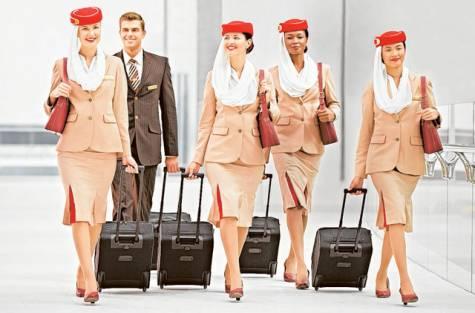 Đại lý vé máy bay Emirates
