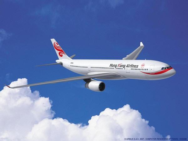 Đại lý vé máy bay Hong Kong Airlines