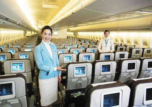 Đại lý vé máy bay Korean Air