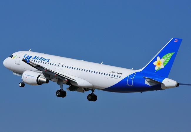 Đại lý vé máy bay Lao Airlines