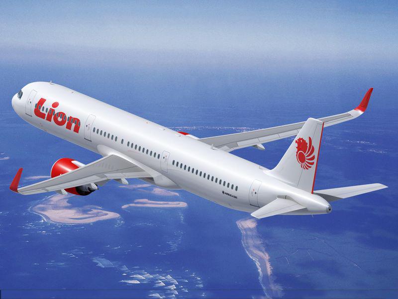 Đại lý vé máy bay Lion Air