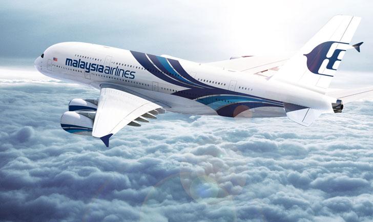 Đại lý vé máy bay Malaysia Airlines