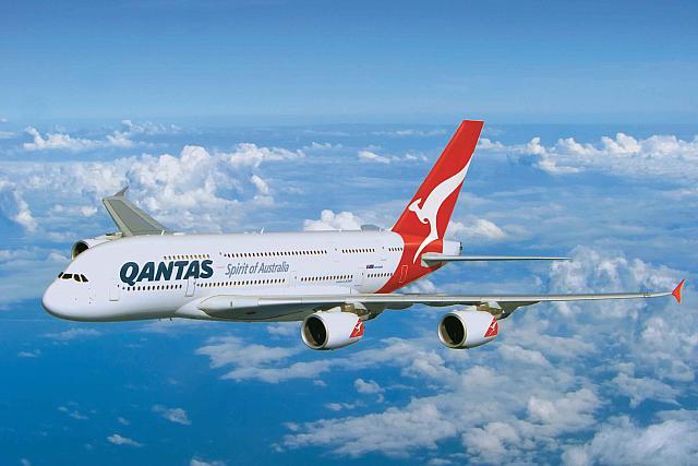 Đại lý vé máy bay Qantas