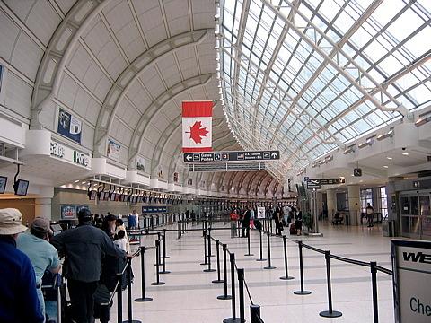 Đại lý vé máy bay đi Canada