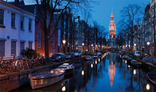 Đại lý vé máy bay đi Hà Lan