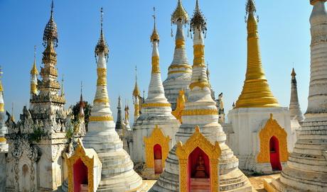 Đại lý vé máy bay đi Myanmar