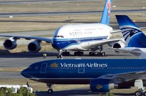 Đại lý vé máy bay đi Nga
