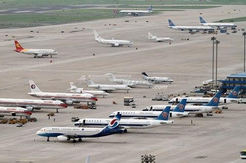 Đại lý vé máy bay đi Trung Quốc