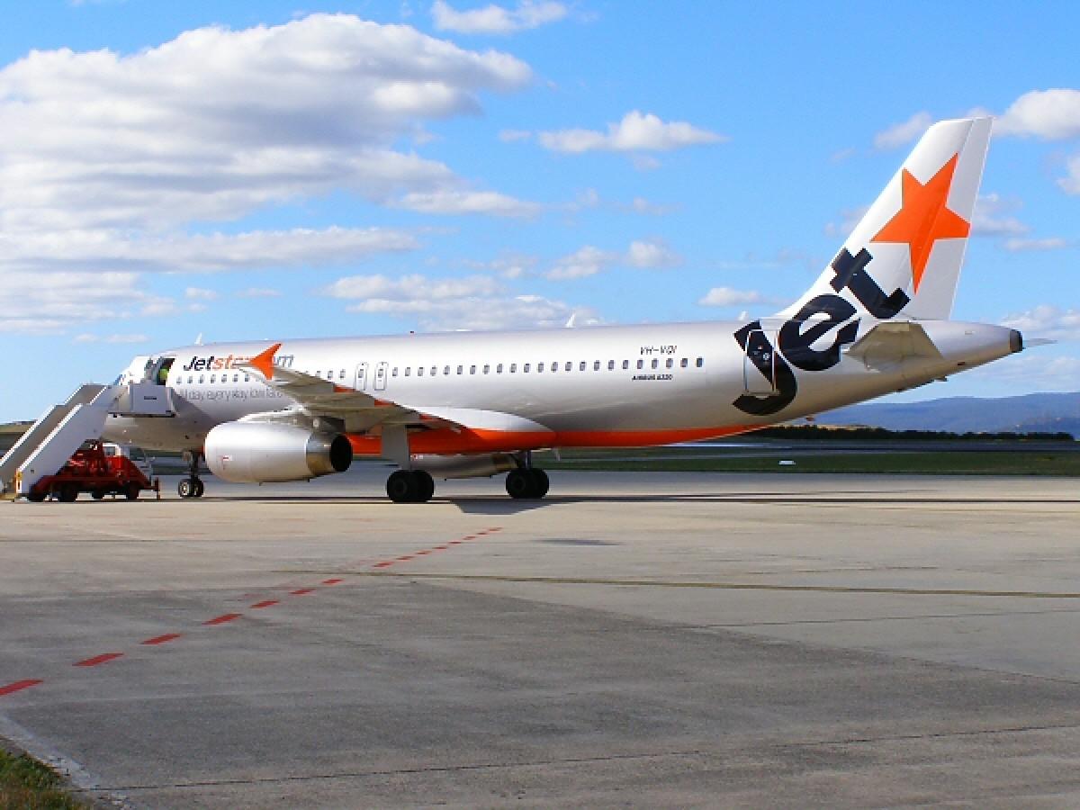 Vé máy bay Vinh Sài Gòn của Jetstar