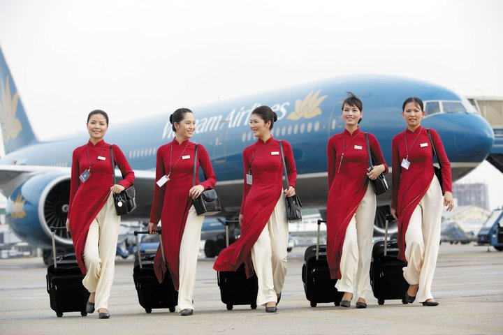 Vé máy bay đi Phú Yên Hà Nội của Vietnam Airlines