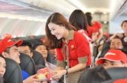 100,000 vé siêu khuyến mại của Vietjet dành cho các chặng bay quốc tế