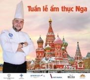 Tặng vé máy bay đến Nga trong tuần ẩm thực tại Hà Nội