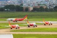 63% lượng khách Hải Phòng đi máy bay giá rẻ