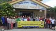 Đoàn Famtrip Anh Quốc khảo sát du lịch Việt Nam