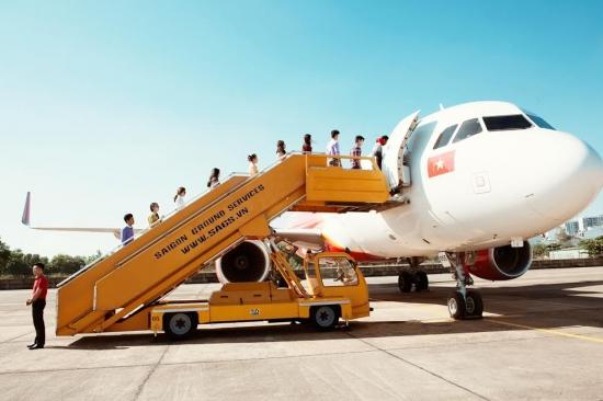 Vietjet bán vé máy bay Tết 2017, giá hấp dẫn Vietjet bán vé máy bay Tết 2017, giá hấp dẫn