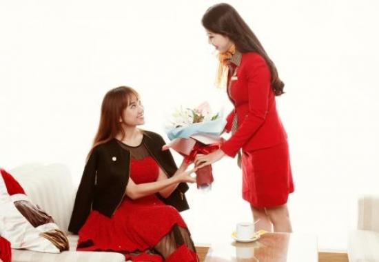 Vietjet khuyến mại vé máy bay quốc tế mừng ngày phụ nữ Việt Nam Vietjet khuyến mại vé máy bay quốc tế mừng ngày phụ nữ Việt Nam