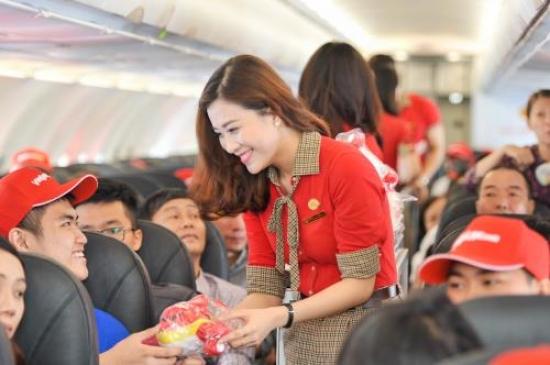 100,000 vé siêu khuyến mại của Vietjet dành cho các chặng bay quốc tế 100,000 vé siêu khuyến mại của Vietjet dành cho các chặng bay quốc tế