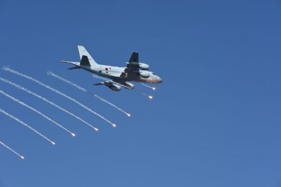 Nhật Bản mong muốn sớm xuất khẩu máy bay tuần thám Kawasaki P-1 Nhật Bản mong muốn sớm xuất khẩu máy bay tuần thám Kawasaki P-1