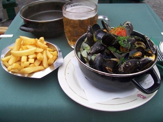 3 món ăn đặc sản tại Bỉ 3 món ăn đặc sản tại Bỉ