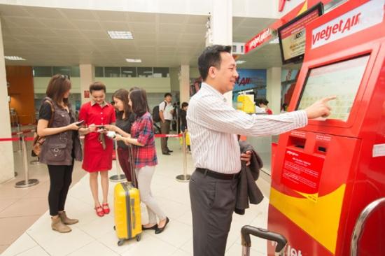 Hướng dẫn cách check-in online trên website của hãng hàng không Vietjet Air Hướng dẫn cách check-in online trên website của hãng hàng không Vietjet Air