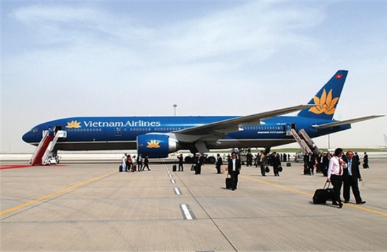 Hàng không Việt Nam phấn đầu vào TOP châu Á Hàng không Việt Nam phấn đầu vào TOP châu Á