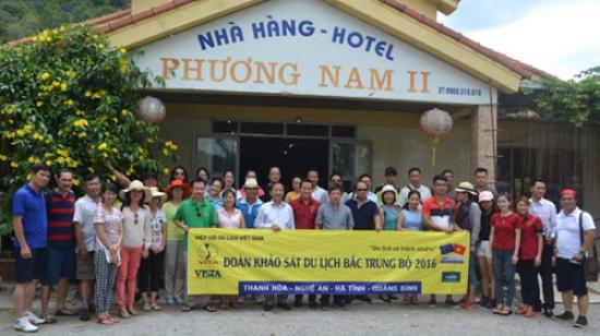 Đoàn Famtrip Anh Quốc khảo sát du lịch Việt Nam Đoàn Famtrip Anh Quốc khảo sát du lịch Việt Nam