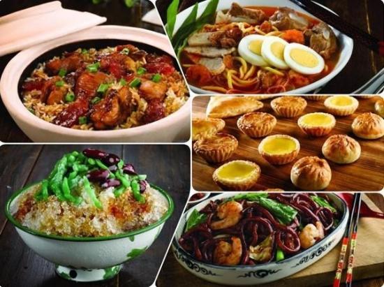 Top 5 món ăn khi đến Thái Lan Top 5 món ăn khi đến Thái Lan