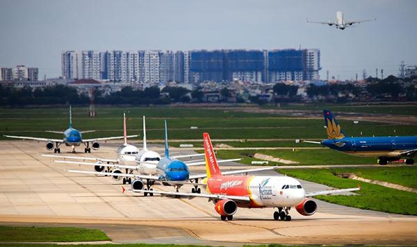 Các hãng hàng không đẩy nhanh lộ trình nối lại đường bay quốc tế