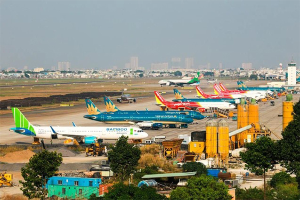 Thiết lập hành lang xanh để khởi động lại các chuyến bay nội địa